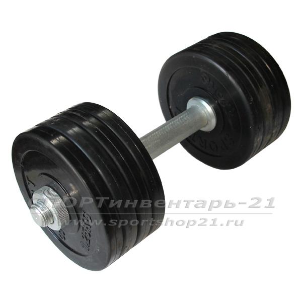 gantel obrezinennaya razbornaya 12 kg (funktsional)