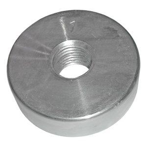 Диск оцинкованный резьбовой 1 кг