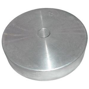 Диск оцинкованный резьбовой 7,5 кг