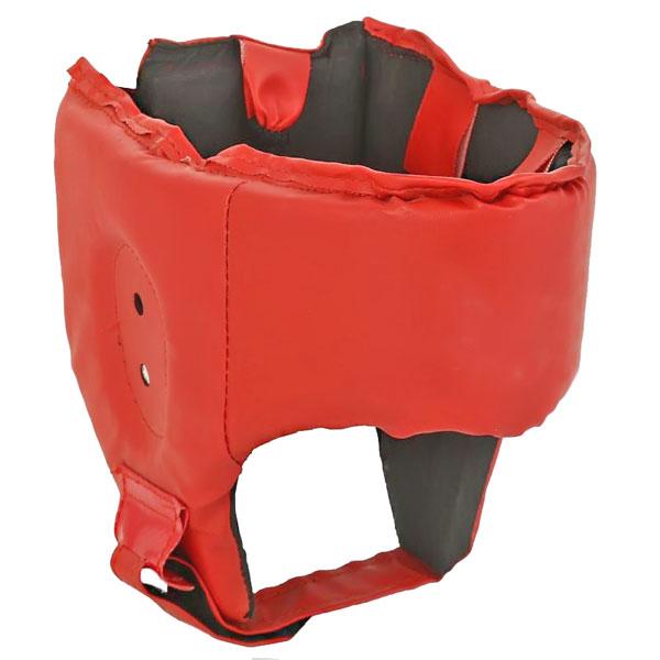 Шлем боксерский (искусственная кожа) фото