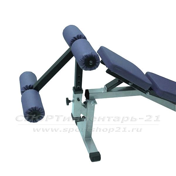 Опция упор для ног AL-028 (для выполнения упражнений для пресса)