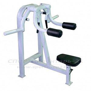Тренажер на дельтовидные мышцы плеч