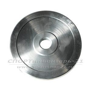 Диск стальной d-26мм хромированный 1,25кг
