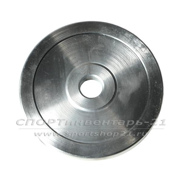Диск стальной d-26мм оцинкованный 1,25кг