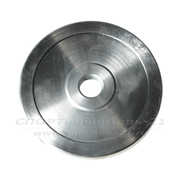 Диск стальной d-26мм оцинкованный 5кг