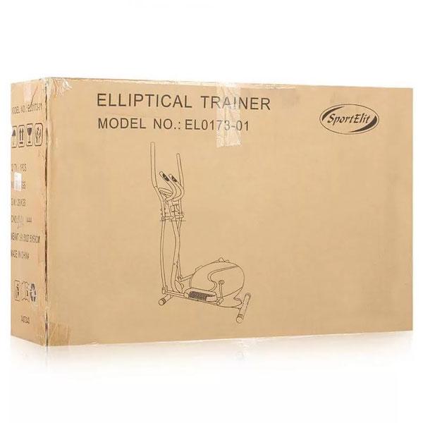 Эллиптический тренажер Sport Elite EL-0173-01 коробка фото