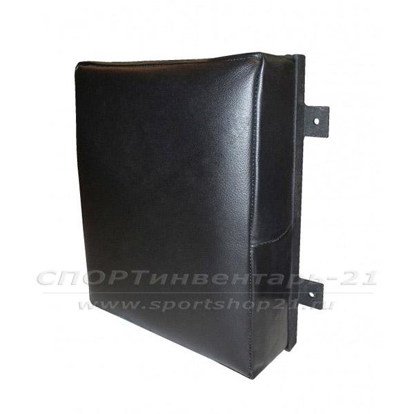 Подушка кожаная настенная (50х40х18) ПРОФИ-1