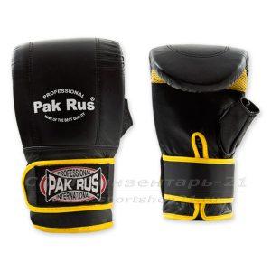 Перчатки снаярядные (нат. кожа) Pak Rus PR-09-006