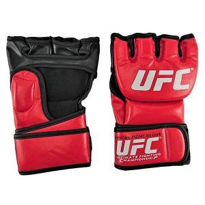 Перчатки для смешанных единоборств ММА красные