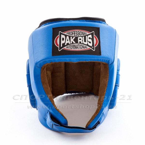 Шлем боевой для бокса (натуральная кожа)-1-фото