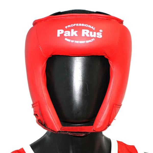 Шлем боевой для бокса (искусственная кожа) shlem-pr-13-003 фото 1