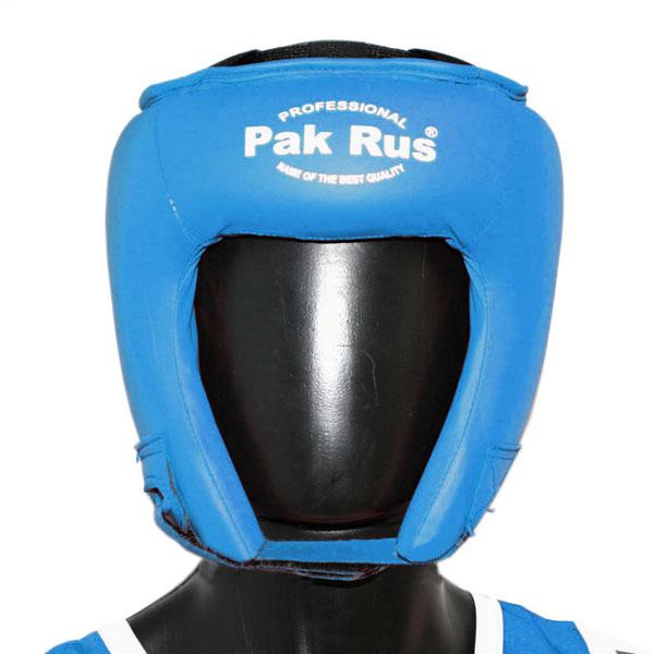 Шлем боевой для бокса (искусственная кожа) shlem-pr-13-003 фото 3