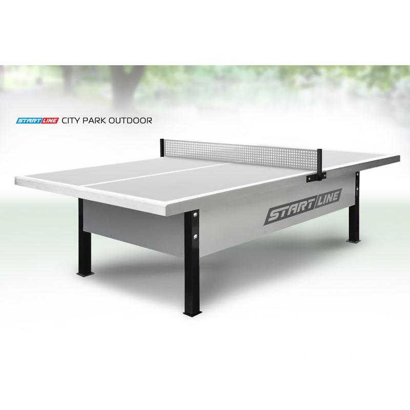 Теннисный стол City Outdoor сверхпрочный
