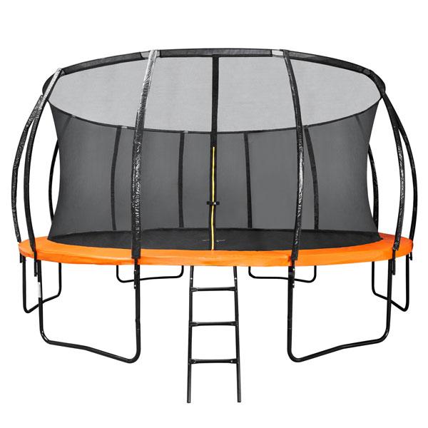 Батут 16FT 4,87м с защитной сеткой