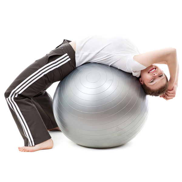Мячи гимнастические, массажные, силиконовые