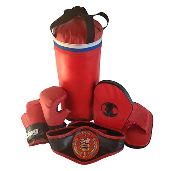 Набор боксерский детский Чемпион фото