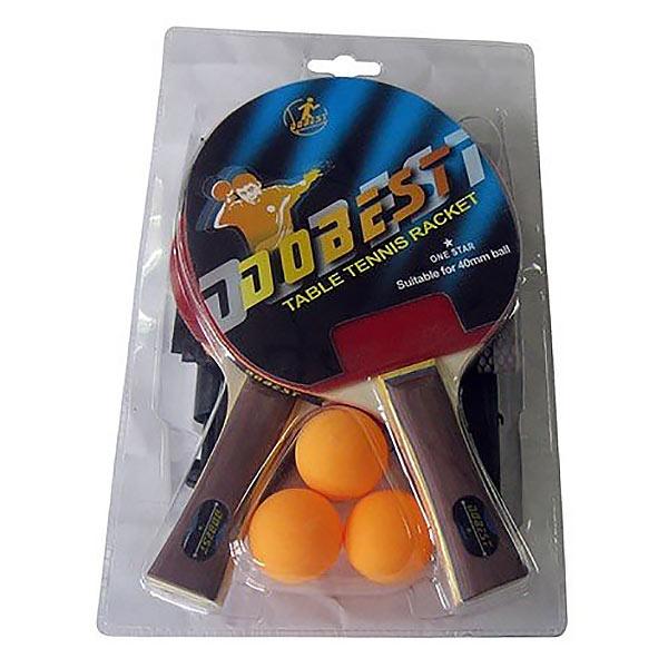 Набор для настольного тенниса DOBEST BR18