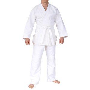Кимоно дзюдо белое Д2 фото