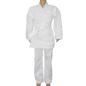 Кимоно карате белое К7, рост 110-164см