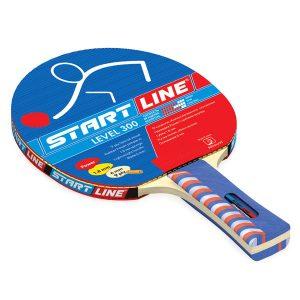 Level 300 (коническая) - ракетка для освоения различных стилей 60-408