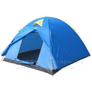 Палатка 3-х местная двухслойная HD-1105