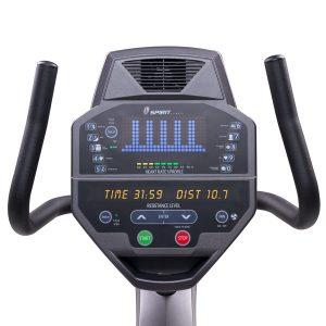 Велотренажер Spirit Fitness CR800 горизонтальный