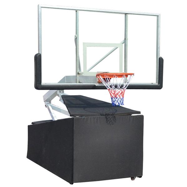 Мобильная баскетбольная стойка STAND72G фото
