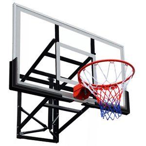 """Баскетбольный щит 60"""" регулируемый фото"""