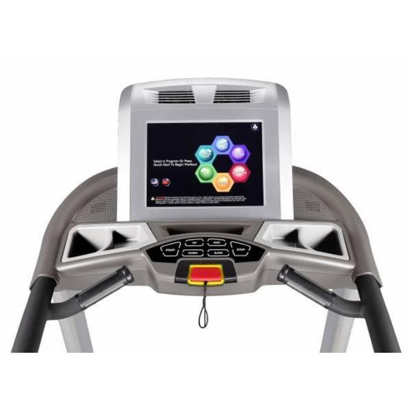 Spirit Fitness CT820 фото монитора