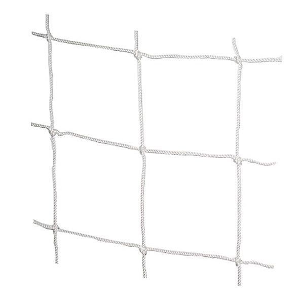 Сетка защитная ячейка 100х100 белая фото