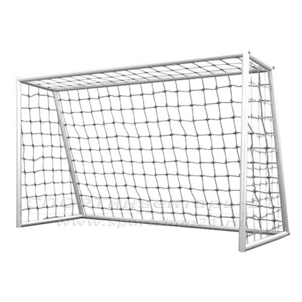 Ворота для мини-футбола CC240 (белые) фото
