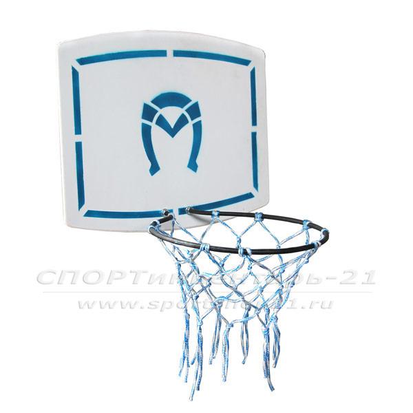 Щит баскетбольный для ДСК малый фото