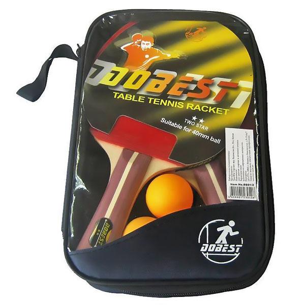 Набор для настольного тенниса DOBEST BB01 фото
