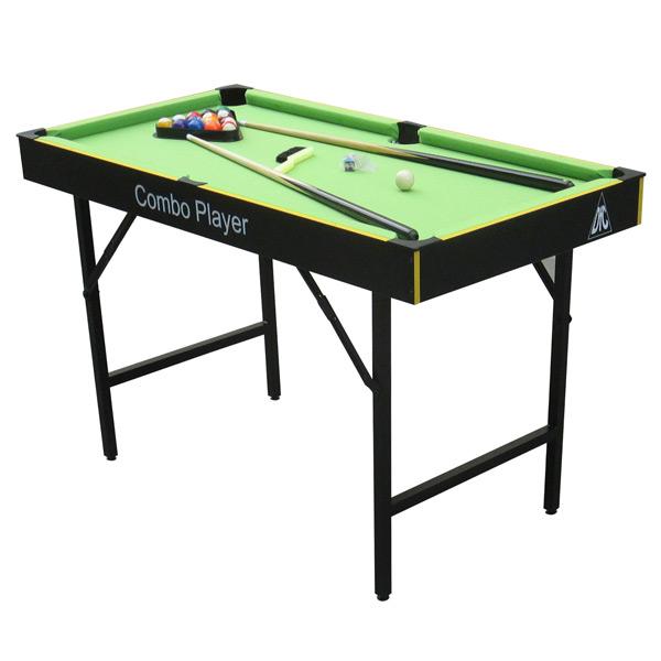 Игровой стол DFC SMILE 3 в 1 бильярд