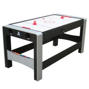 Игровой стол DFC FERIA трансформер 2 в 1 аэрохоккей