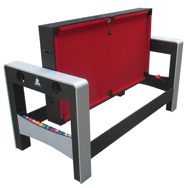 Игровой стол DFC FERIA трансформер 2 в 1 бильярд фото
