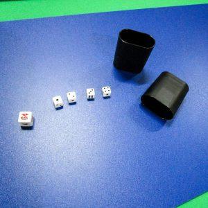 Игровой стол DFC FESTIVAL GS-GT-1202 кости фото