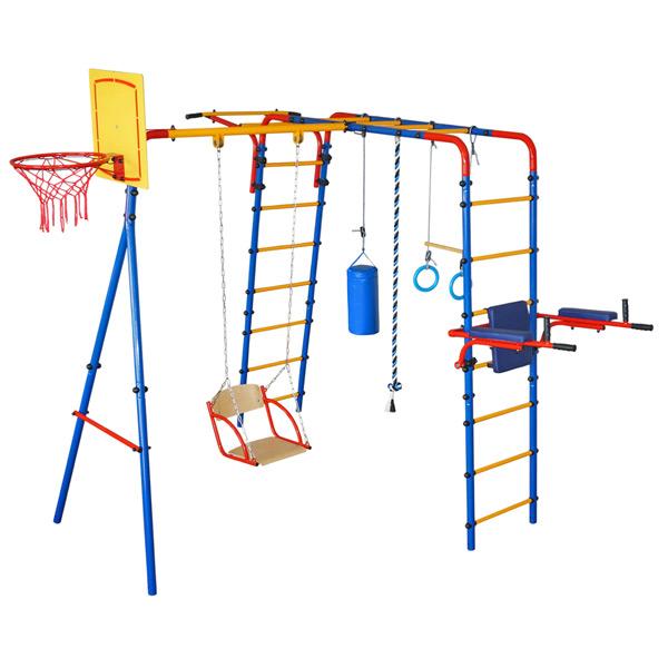 Детский спортивный комплекс для улицы фото