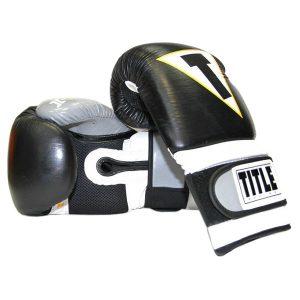 Перчатки боксерские TITLE I-TECH PB-11-023