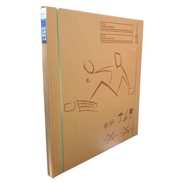 Теннисный стол Donic Indoor Roller 400 фото упаковки