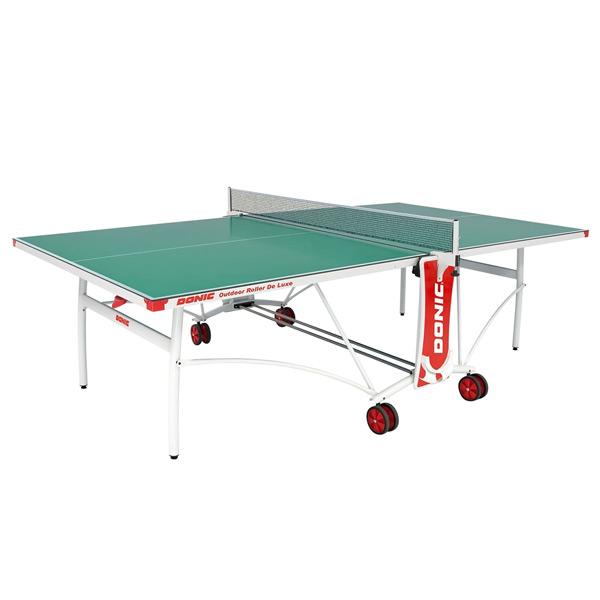 Теннисный стол Donic Outdoor Roller De Luxe фото