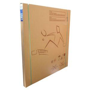 Теннисный стол Donic Outdoor Roller De Luxe фото упаковки