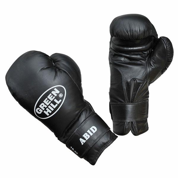 Перчатки боксерские ABID BGA-2024 фото