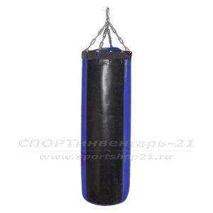 Боксерский мешок 10 кг (кожаная крошка)