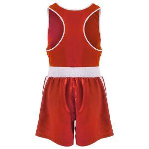 Форма боксерская BS-101 детская (шорты+майка) красная фото