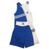 Форма для бокса Adidas (шорты+майка) синяя