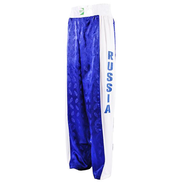Брюки для кикбоксинга Green Hill KIСK KBT-2013 синие