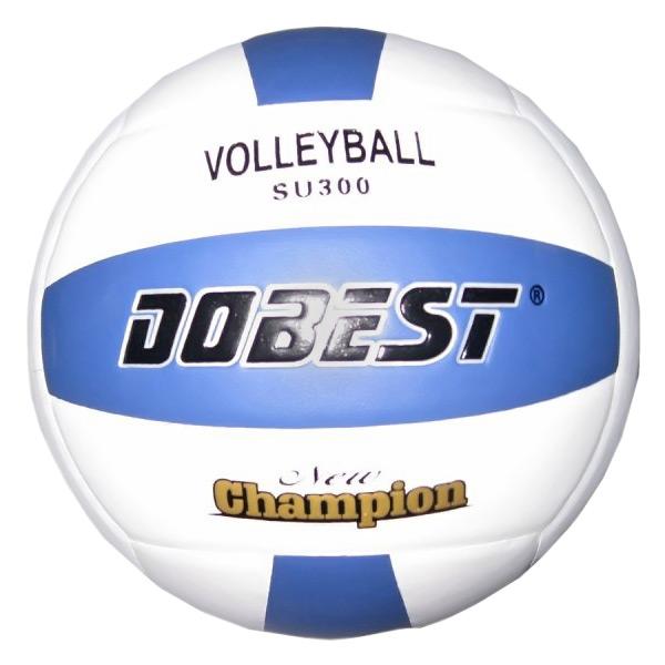 Мяч волейбольный DOBEST SU300 (размер 5) клееный