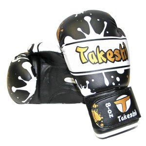 Перчатки боксерские Takeshi TF-11-06 фото