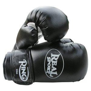 Боксерские перчатки Ring Master фото